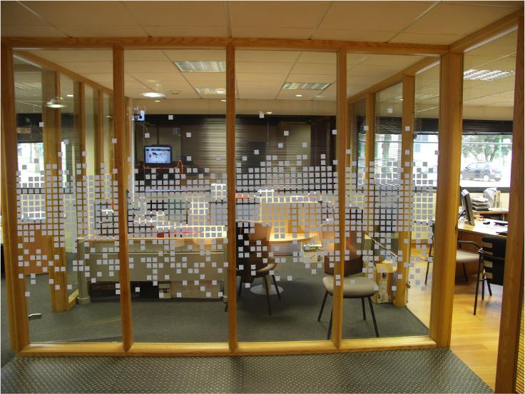 Décoration pour vitres Acte Deco