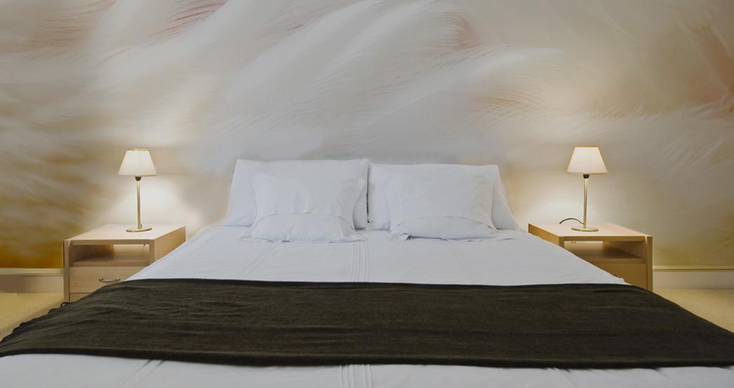 d coration murale pour une chambre d 39 adultes acte deco. Black Bedroom Furniture Sets. Home Design Ideas