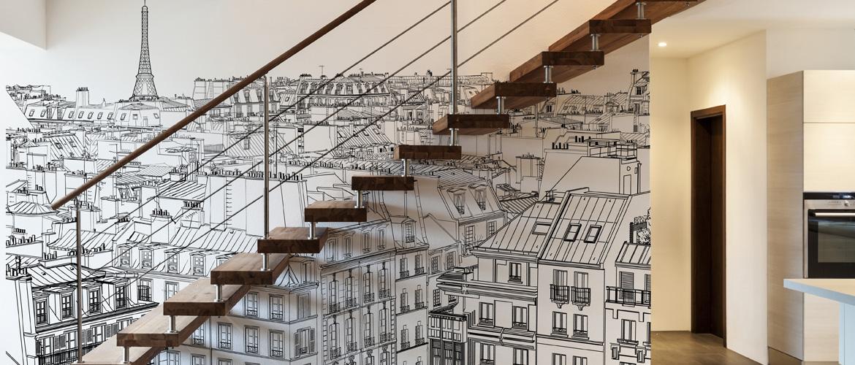 Wall-Deco-vu-sur-Paris - ACTE DECO