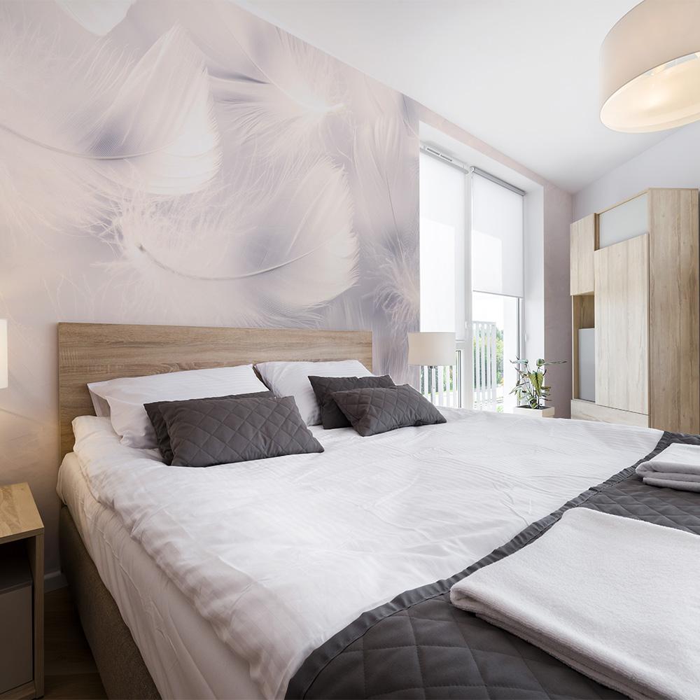 papier peint trompe l oeil pour chambre stunning papier peint ohmywall julien cresp wasteland. Black Bedroom Furniture Sets. Home Design Ideas