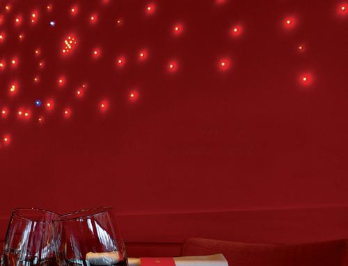 Dipline, des points de lumière pour une décoration lumineuse