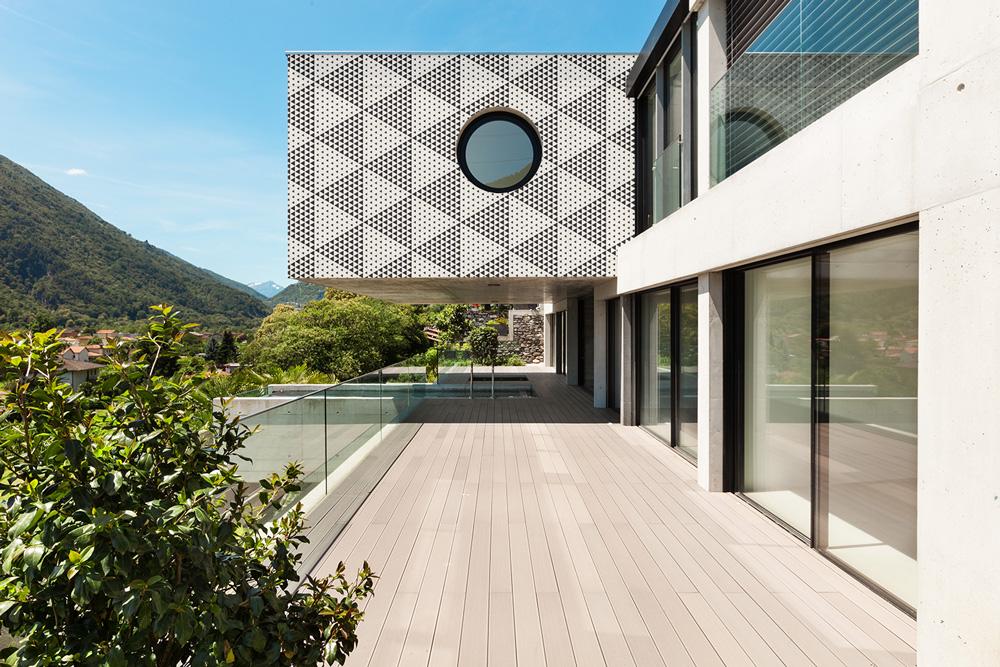 Papiers peints extérieur - 3-geometric