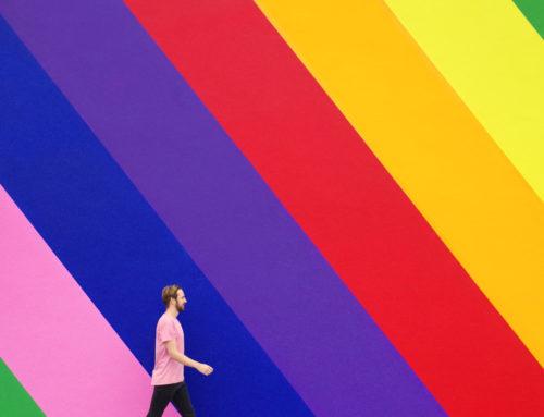 Habillage de façade – Créez votre papier peint d'extérieur