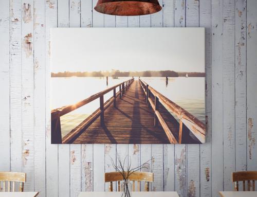 Créer votre tableau personnalisé facilement en toile, alu, plexiglas, adhésif et aussi pour l'extérieur