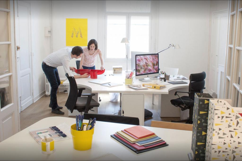 Présentation de l'agence MJ Studio, partenaire créatif d'Acte Deco.