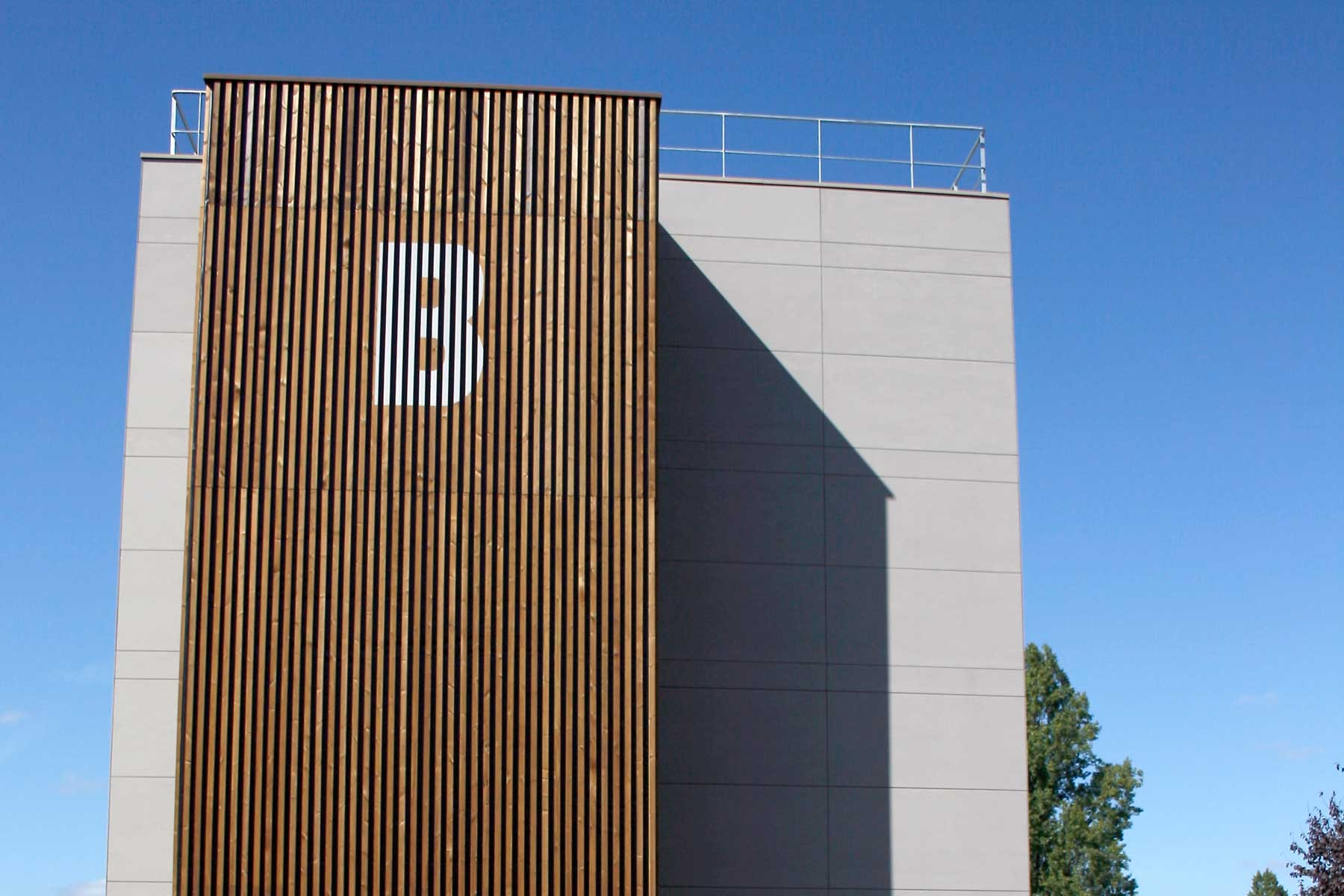 CROUS / Village 3 : résidences B, C, D, à Talence / MJ Studio