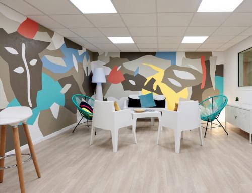 MJ Studio et Acte-Deco, une association créative pour la personnalisation de vos espaces à Nantes, Paris, Bordeaux et bien plus loin…
