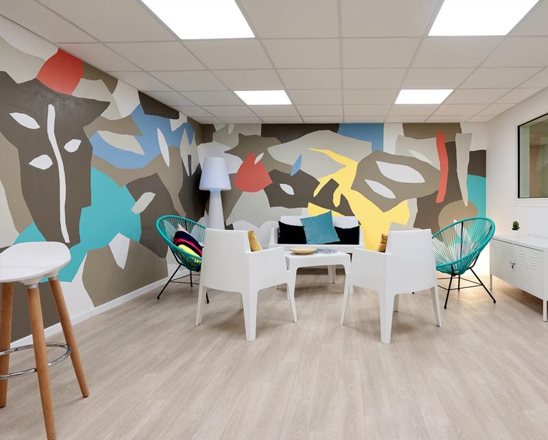 MJ Studio et Acte-Deco, une association créative pour la personnalisation de vos espaces à Nantes, Bordeaux et bien plus loin…