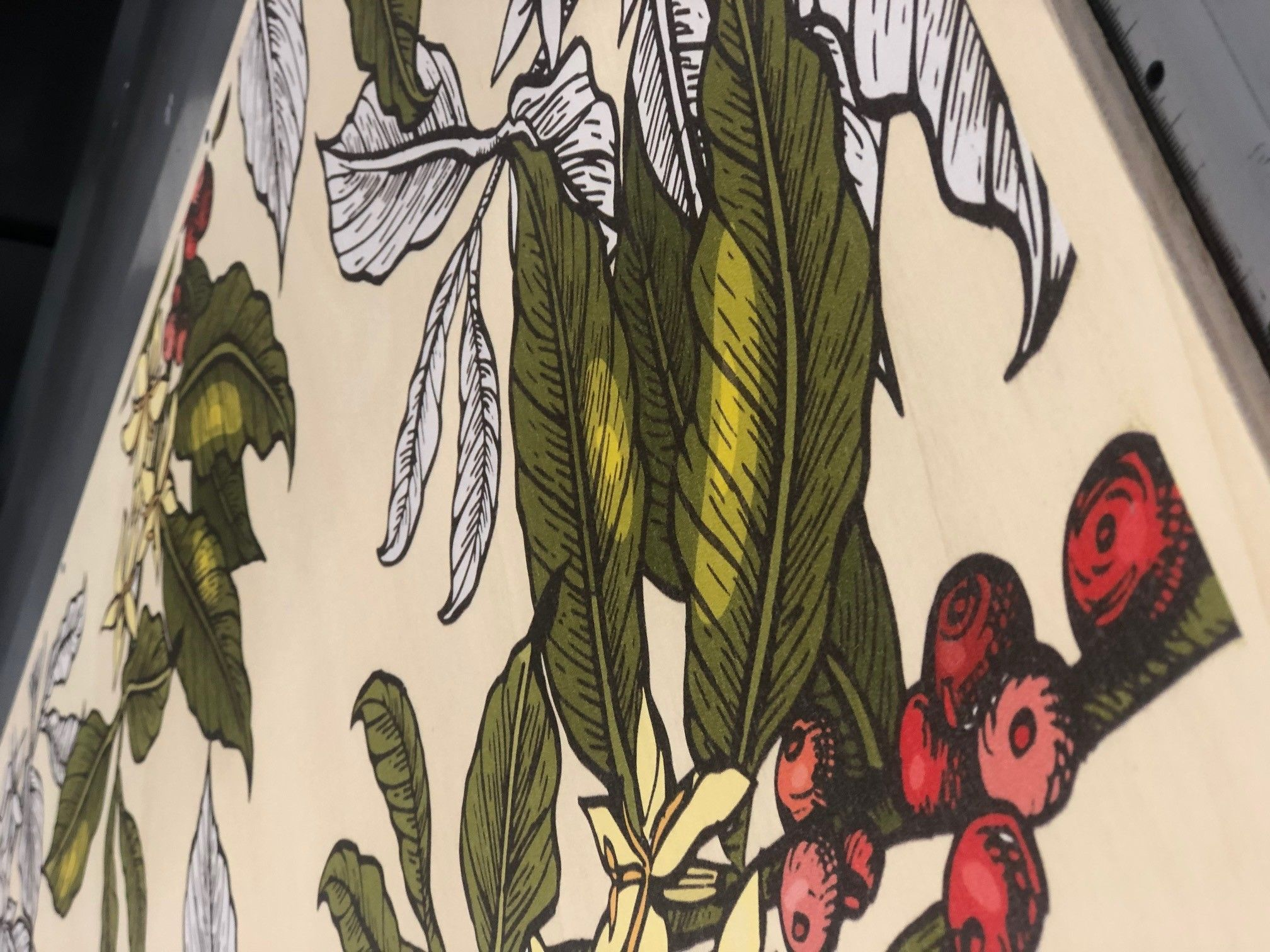 Wood Deco, 5 nouvelles matières écologiques et recyclables pour la décoration imprimée - Acte Deco